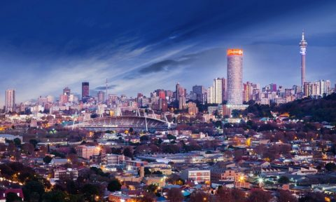 Johannesburg 2017